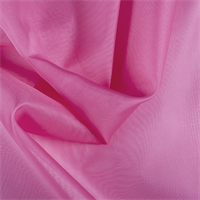 Hot Pink Silk Organza