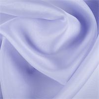 Light Blue Silk Organza