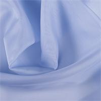 Sky Blue Silk Organza