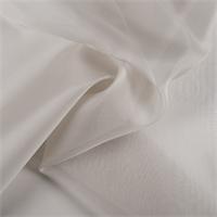 Light Taupe Silk Organza