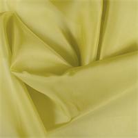 Chartreuse Silk Organza