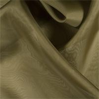 Moss Green Silk Organza