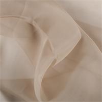 Camel Silk Organza