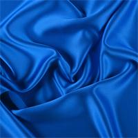 Sapphire Silk Crepe Back Satin