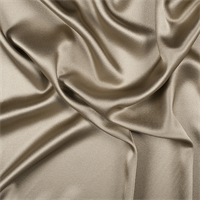 Avocado Silk Crepe Back Satin
