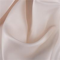 Vanilla Silk Satin Organza