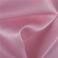Bubble Gum Silk Satin Organza