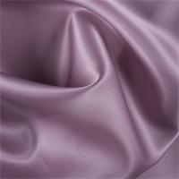 Mauve Silk Satin Organza