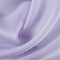 Lilac Silk Satin Organza