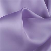 Lavender Silk Satin Organza
