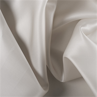 Light Taupe Silk Satin Organza