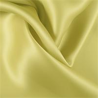 Chartreuse Silk Satin Organza