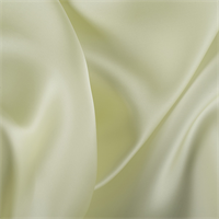 Pale Green Silk Satin Organza