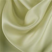 Peridot Silk Satin Organza