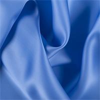 Periwinkle Silk Satin Organza