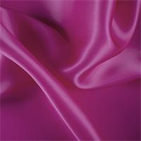 Magenta Silk Satin Organza