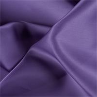 Violet Silk Satin Organza