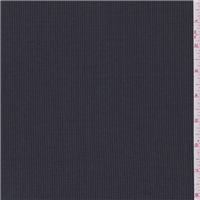 *3 YD PC--Navy Blue Pinstripe Wool Suiting