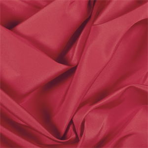 45 Wide 100/% Silk Crepe Back Satin Bright Red by the yard 8000M167