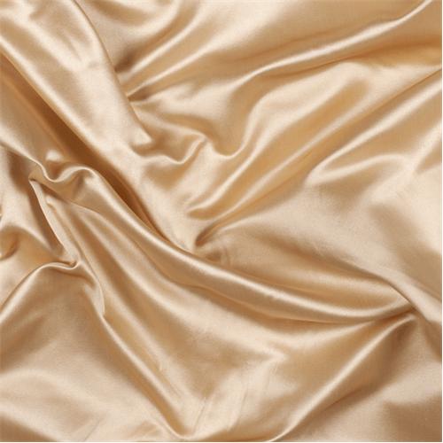 Light Gold Silk Duchess Satin 9500m13 Discount Fabrics
