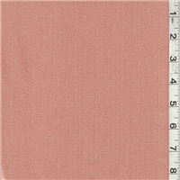 *4 YD PC--Dark Apricot Textured Polyester
