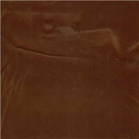 *5/8 YD PC--Brown Charmeuse Satin