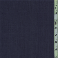*1 5/8 YD PC--Navy Blue Gauze