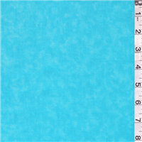 *7/8 YD PC--Light Aqua Quilt Blender
