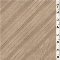 *1 YD PC--Tan Velvet