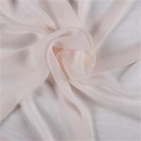 *4 YD PC--Vanilla Silk Chiffon