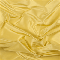 *5 YD PC--Yellow Silk Taffeta