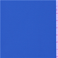 *7 YD PC--Carribean Blue Polyester Suiting