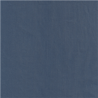 *3 1/4 YD PC--Steel Blue Fine Line Twill