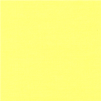 *1 1/8 YD PC--Yellow Broadcloth