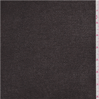 *2 3/8 YD PC--Plum/Black Stretch Gauze