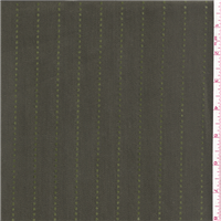 *1 1/2 YD PC--Olive Green Denim