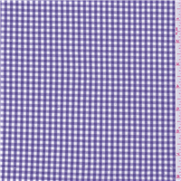 *1 1/4 YD PC--Purple Gingham