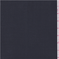 *4 YD PC--Navy Blue Wool Gauze